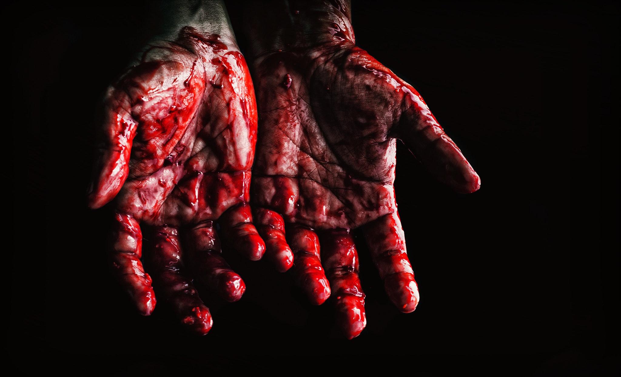 black-background-blood-bloody-673862